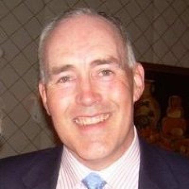 Jim Power headshot